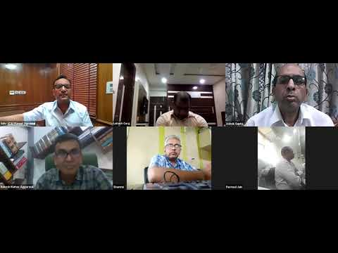 Tax Planet Study Circle Meeting's on How to tackle summons and other notices under GST
